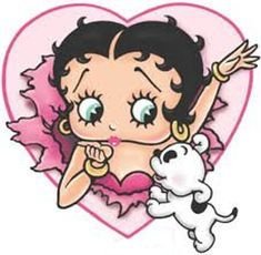 Photo Wall Collage, Collage Art, Imagenes Betty Boop, Chicano Drawings, Betty Boop Pictures, Cross Stitch Kits, State Art, Cute Wallpapers, Cute Pictures