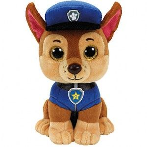 "TY Beanie Babies 6/"" Paw Patrol SKYE the Cockapoo Plush Stuffed Animal Toy"