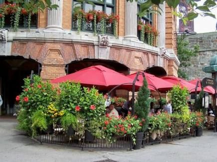 Outdoor Seating Cafe Coffee Shop Store Fronts 61 Ideas Quebec City Outdoor Seating Cafe Outdoor Cafe