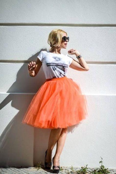 Styling mit Orange: Auch Kontrastfarben harmonieren.