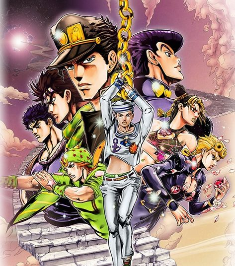 VOSTFR BIZAR IS UNBREAKABLE TÉLÉCHARGER DIAMOND JOJO AVENTURE