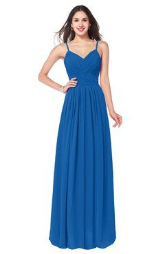 ColsBM Kinley Royal Blue Bridesmaid Dresses - ColorsBridesmaid
