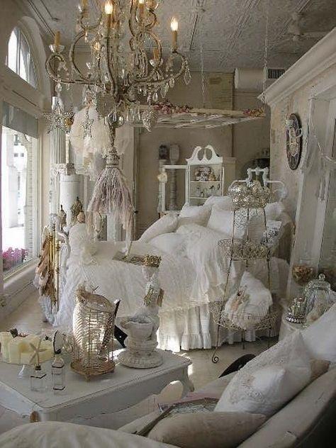 10 Shabby Chic Schlafzimmer Ideen Zu Betrachten u2013 Haus Deko