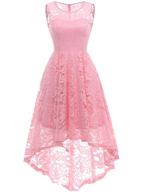 Women floral lace bridesmaid party dress short prom dress v neck [item code: Cute Prom Dresses, Glam Dresses, Pretty Dresses, Homecoming Dresses, Sexy Dresses, Vintage Dresses, Beautiful Dresses, Evening Dresses, Short Dresses