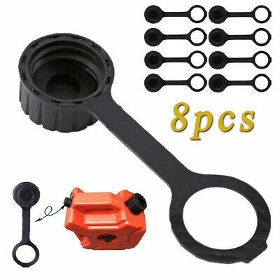 Ad Ebay Url 8pcs Set Gas Can Exhaust Cover Cap With O Ring Gasket Leash Fixing Screws Kit In 2020 Gas Cans O Ring Gas