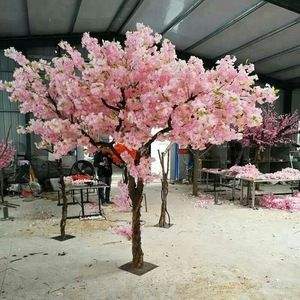 Source Golden Stainless Steel Or Acrylic Wedding Party Decoration Flower Display Pillar On M Ali Artificial Cherry Blossom Tree Pink Blossom Tree Blossom Trees
