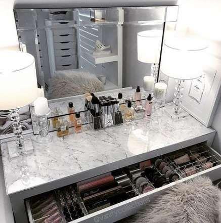 47 Best Ideas For Makeup Vanity Marble Dressing Tables Ikea Vanity Table Ikea Malm Dressing Table Diy Vanity Mirror