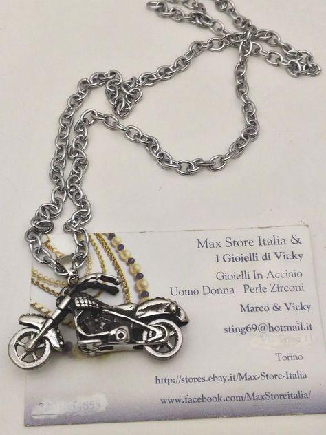Collana Oro Giallo Maglia Marina Elegante Unisex Catena I Gioielli di Vicky