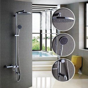 Single Handle Wall Mount Shower Faucet