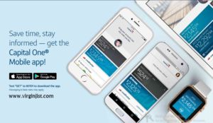 Capital One Mobile App Let's You Easily Manage Your