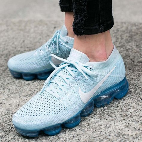 8ded61a099be NIKE AIR VAPORMAX FLYKNIT LITE GLACIER BLUE PURE PLATINUM 849557 404  twitter.com .