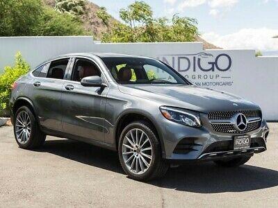 Ebay Advertisement 2017 Mercedes Benz Glc Glc 300 Coupe 2017