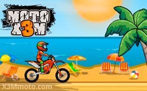 Moto X3m 1 Jeux De Course Moto Trial Motocross