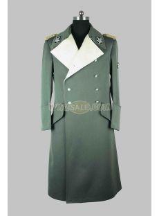 WW2 German Waffen SS Generals Greatcoat