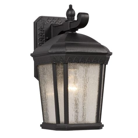 Negron 1 Light Outdoor Black Wall Lantern Outdoor Wall Lighting Outdoor Sconces Galaxy Lights