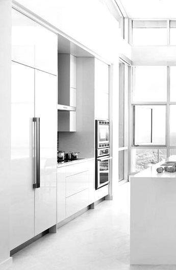Elegante Küche Serie Domus Val Design Weiß Grau Eckküche Regale |  Firmenküche | Pinterest | Kuchen And Design