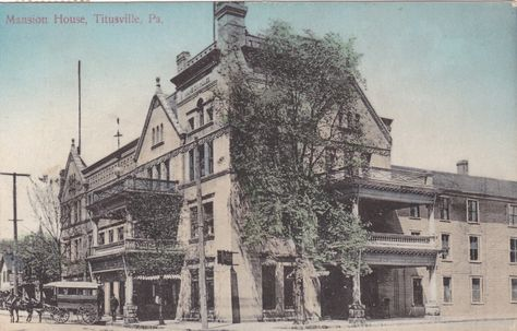 A View Of Joseph Seep S Residence Usville Pa 1906 Was Acquired By Upt And Now Is Used As Clroom Building Pinterest