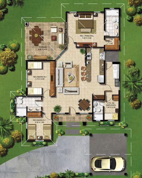 Imagen Relacionada Home Building Design House Layouts Fantasy House