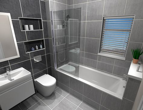 Photographic Gallery Bathroom Design Service Balinea Ltd Maidstone Kent Balinea Virtual Bathroom Designs Pinterest Bathroom designs and Design services