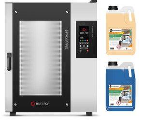 Gp Piec Konwekcyjno Parowy 10 X Gn 1 1 Gourmet 1011 16 Kw Premium 10 Things Electronic Products