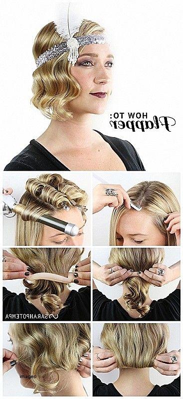 Super Flapper Girl Hairstyles For Long Hair Flapper