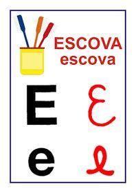 Alfabeto Ilustrado Cartazes De Parede Para Sala De Aula Cartazes