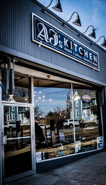 Aj S Kitchen Main Street Pearl River Photo