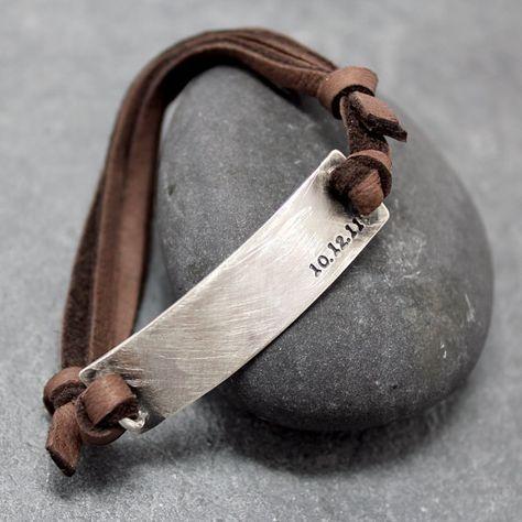 BOX LEATHER Adjustable Bracelet by RoyalCountess on Etsy, $93.00