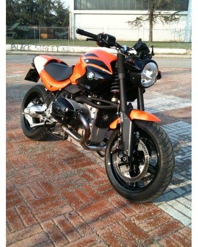 cafe racer special: bmw r1150r special orangem.a.c.e | bikes