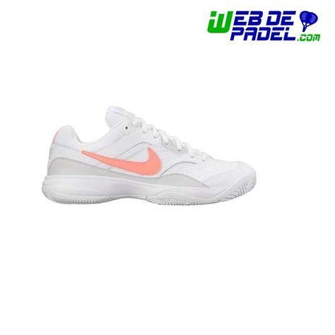 63139c345 Zapatillas Nike Court Lite BLanco Lava Mujer | Deporte | Zapatillas nike,  Nike y Zapatillas