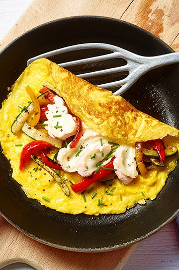 rezept für omelett