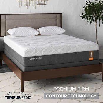 Tempur Pedic Premium Firm 12 King With Foundation Mattress Price King Mattress Set Double Bed Mattress
