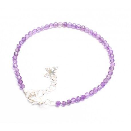 Kimaya Bijoux Bracelet artisanal enfant Cornaline naturelle ~ concentration courage ~