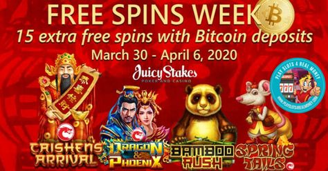 Bitcoin Gambling Sites Are Offering Free Spins When You Make A