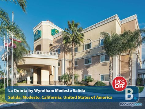 #Highway #Located #Modesto #Quinta #Salida #whirlpool outdoor #Wyndham La Quinta by Wyndham Modesto Salida Located just off Highway 99 and less than 8 miles from downtown Modesto, this La Quinta Inn features an outdoor pool and a whirlpool. #LaQuintabyWyndhamModestoSalida #Modesto #USA