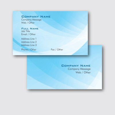 Personalized Standard Business Cards Designs Information Technology Standard Business Cards Vistapr Vistaprint Business Card Design Information Technology