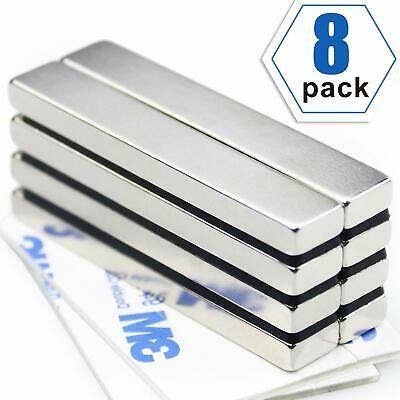Sponsored Ebay Powerful Neodymium Bar Magnets Rare Earth Metal