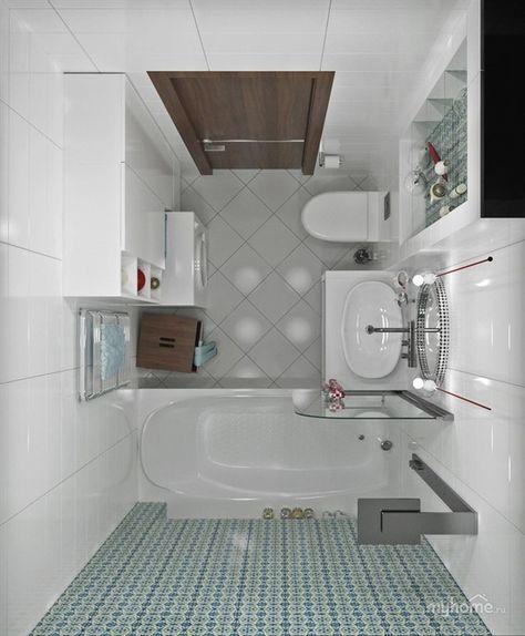 Ванная.+Ванная #SmallBathroomDesigns