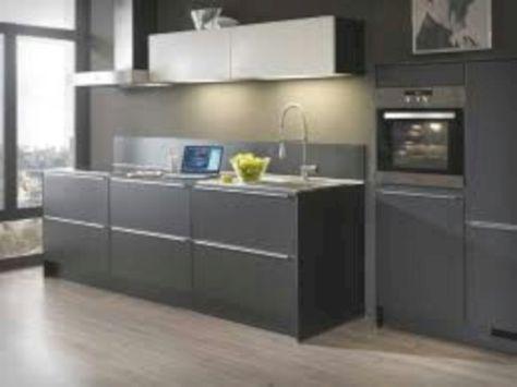 Black white modern kitchen » Minimalist Urban Style Kitchen Home - gebrauchte küchen koblenz