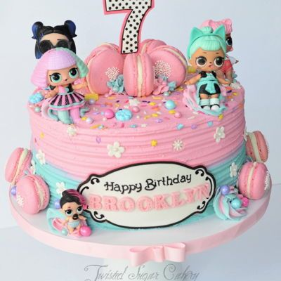 Lol Surprise Birthday Cake Rectangle Google Search Funny