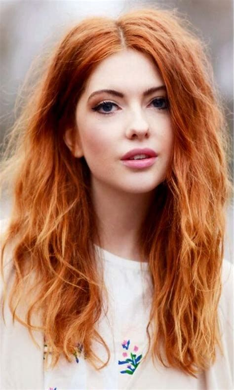 The Most Spiffy Natural Red Hair Color Shades For Winter