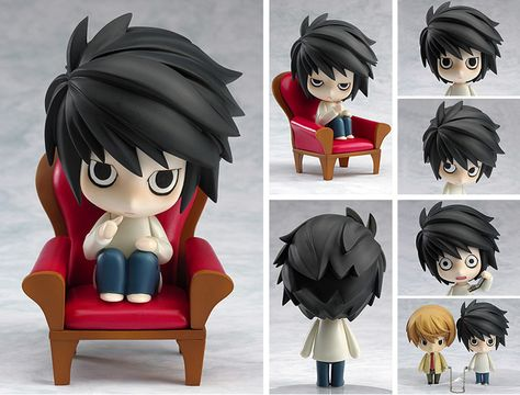 L (character) - Death Note Wiki - Wikia