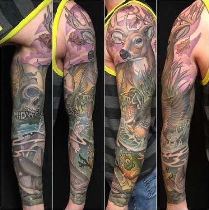 67+ Ideas tattoo for guys hunting for 2019