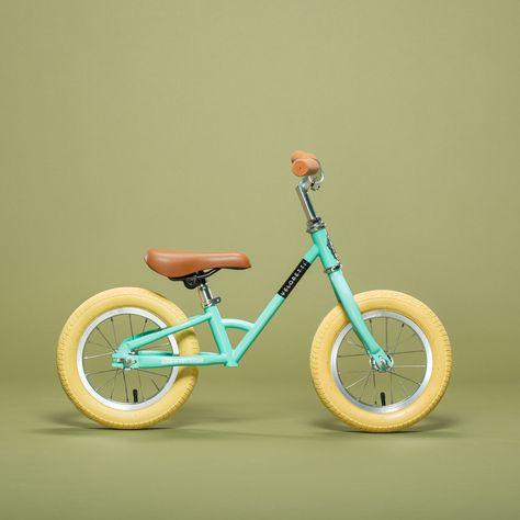 The Veloretti Mini Minty Mint A Stylish Balance Bike Inspired