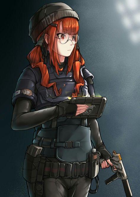 Dokkaebi | R6S | Rainbow six siege anime, Rainbow six siege