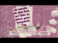Geburtstagsvideo Elli Schramm Elli Schramm Youtuber Overview