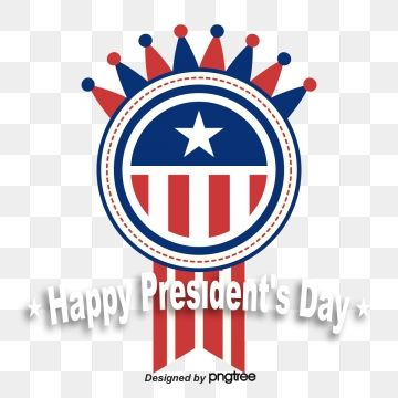 Presidential Day Decoration Material American Emblem Geometric National Flag Hat Png And Vector With Transparent Background For Free Download Happy Presidents Day National Flag Graphic Design Background Templates