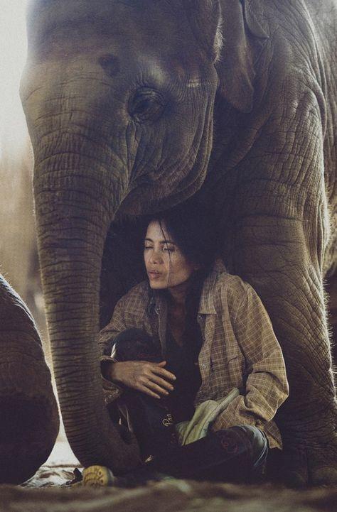 Photographer Captures Fairytale Like Portraits Of Women With - Photographer captures fairytale like portraits women animals