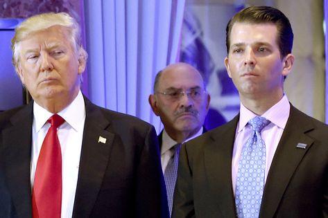 Trump S Money Man Draws Unwelcome Spotlight Mit Bildern