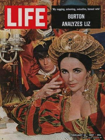 LIFE Magazine February 24 1967 ~ The Taming Of The Shrew//Burton /& Liz ~ Ads 2